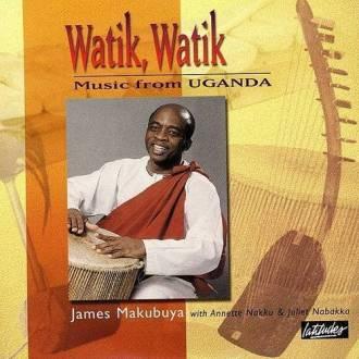 james makubuya - watik,watik album lp - african music online uganda