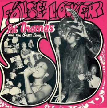 Pat Thomas And The Sweet Beans – False Lover album lp - afrosunny-african music online - ghana