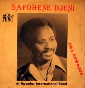 Safohene Djeni et Appolos International Band – Ema Enwozoa album lp -afrosunny-african music online-ivory coast