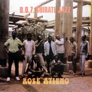 D.O.7. Shirati Jazz – Rose Atieno album lp -afrosunny-african music online-kenya