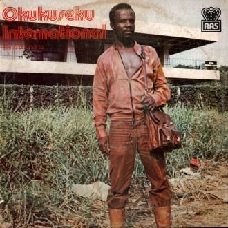 Okukuseku International Band Of Ghana – St album lp -ghana-afrosunny-african music online