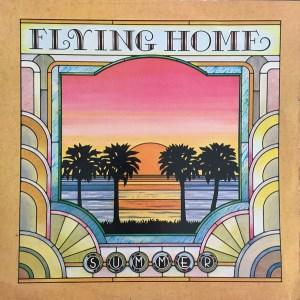 Summer – Flying Home album lp -afrosunny