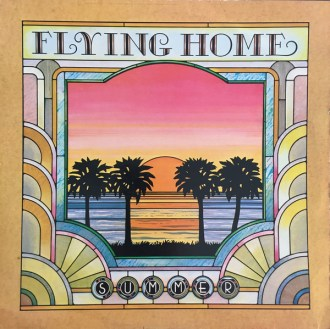 Summer – Flying Home album lp -afrosunny