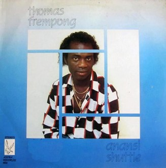 Thomas Frempong – Anansi Shuttle album lp -afrosunny