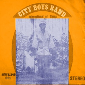 City Boys International Band Of Ghana - Aka Menkoaa