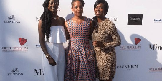 Black sisterhood at HAM Polo Club