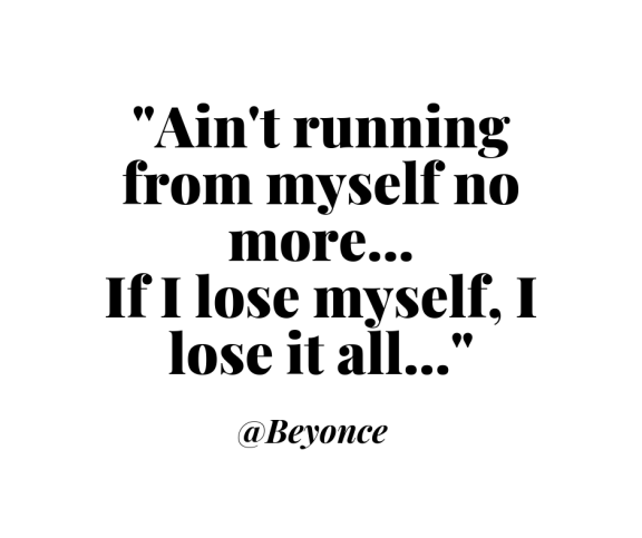 Beyonce running meme