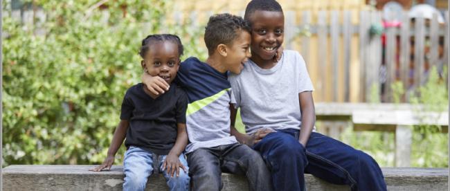 PACT adopting black children