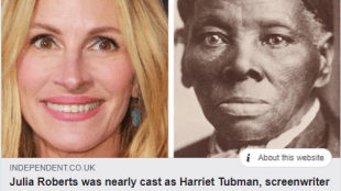 Harriet Tubman movie story