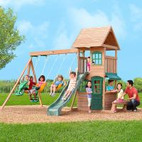 Walmart: Big Backyard Windale Wooden Swing Set $399 (Was $700)