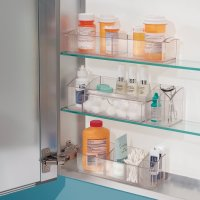 Amazon: Medicine Cabinet Organizer (For Makeup, Contact ...