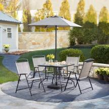 7-piece Patio Dining Set 99 Free Shipping