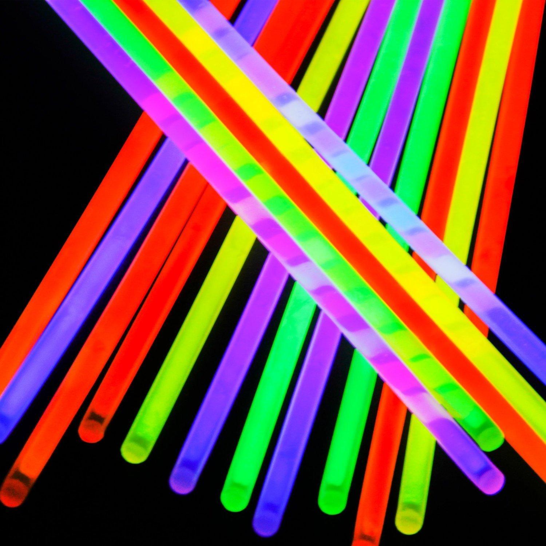 Amazon 100 Pack Glow Sticks 1099 Shipped