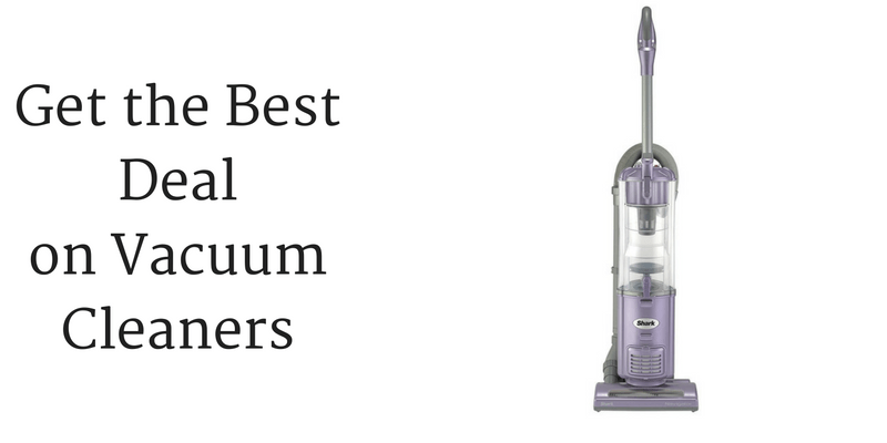 Get The Best Deals on Vacuum Cleaners Black Friday 2016
