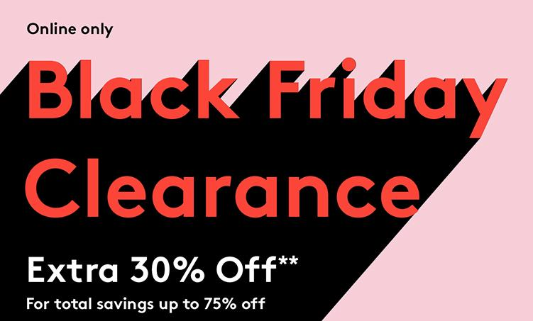 nordstrom rack black friday clearance