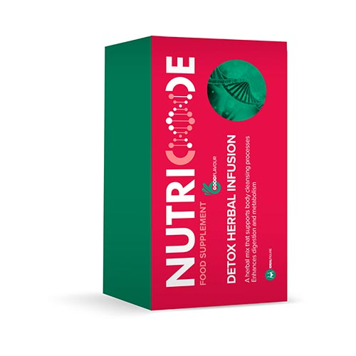 NUTRICODE DETOX HERBAL INFUSION