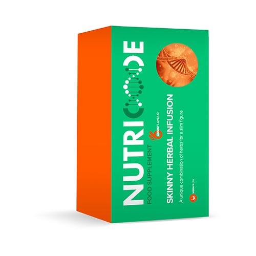 NUTRICODE SKINNY HERBAL INFUSION SKINNY HERBAL INFUSION