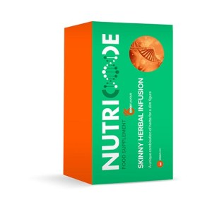 NUTRICODE SKINNY HERBAL INFUSION SKINNY HERBAL INFUSION