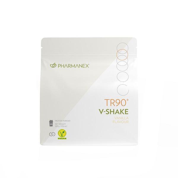 TR90 V-Shake – Vanilla Vegan Protein Shake