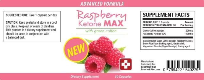 raspberry ketone doseringen