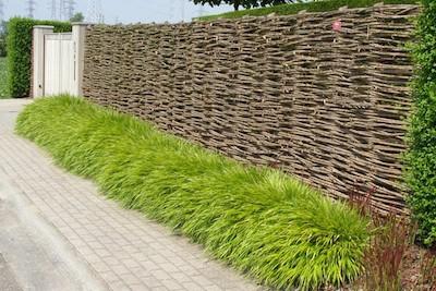 Goedkope Omheining Tuin : Soorten tuinafsluitingen mogelijkheden voordelen prijs onderhoud