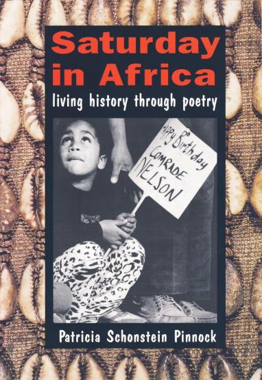 Front cover image of the childrens poetry book Saturday in Africa