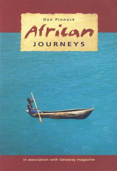 Front cover image of the book, African Journeys