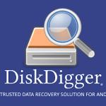 Disk Digger Pro Logo