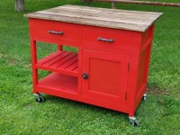 Customizable, Kitchen Island, Kitchen Storage, rolling