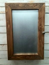 Metal Cabinet-Metal Medicine Cabinet- Galvanized Metal ...