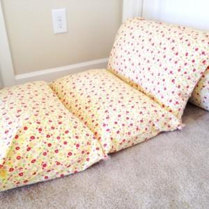 KidsAdult Pillow Bed  aftcra