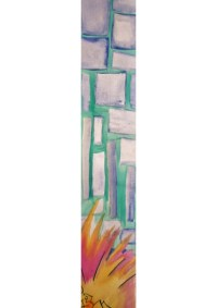 Long Narrow Wall Art Entrancing Long Thin Paintings 2018 ...