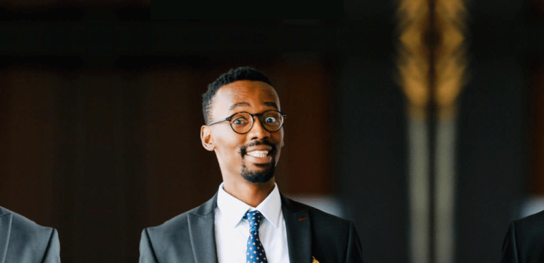 Lunga Kupiso, the cricket and media guy on a journey to greatness