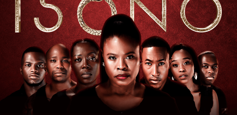 MUST WATCH: ISONO on BET Africa (DSTV Channel 129) at 21:30 and on DSTV Access