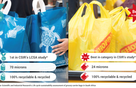 Shoprite, Checkers shopping bags rated the best in independent test