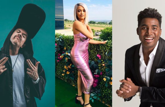 Emo Adams, Jack Parow, Paxton Fielies and more sing iconic classic Bill Withers song 'Lean on Me' to uplift spirits of all South Africans