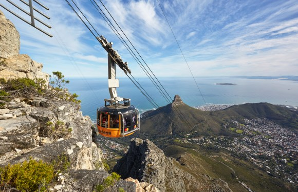 Visiting Table Mountain Cableway this winter? Remember these safety tips