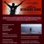 Film screening: Nowhere Home, 8 Dec 2014