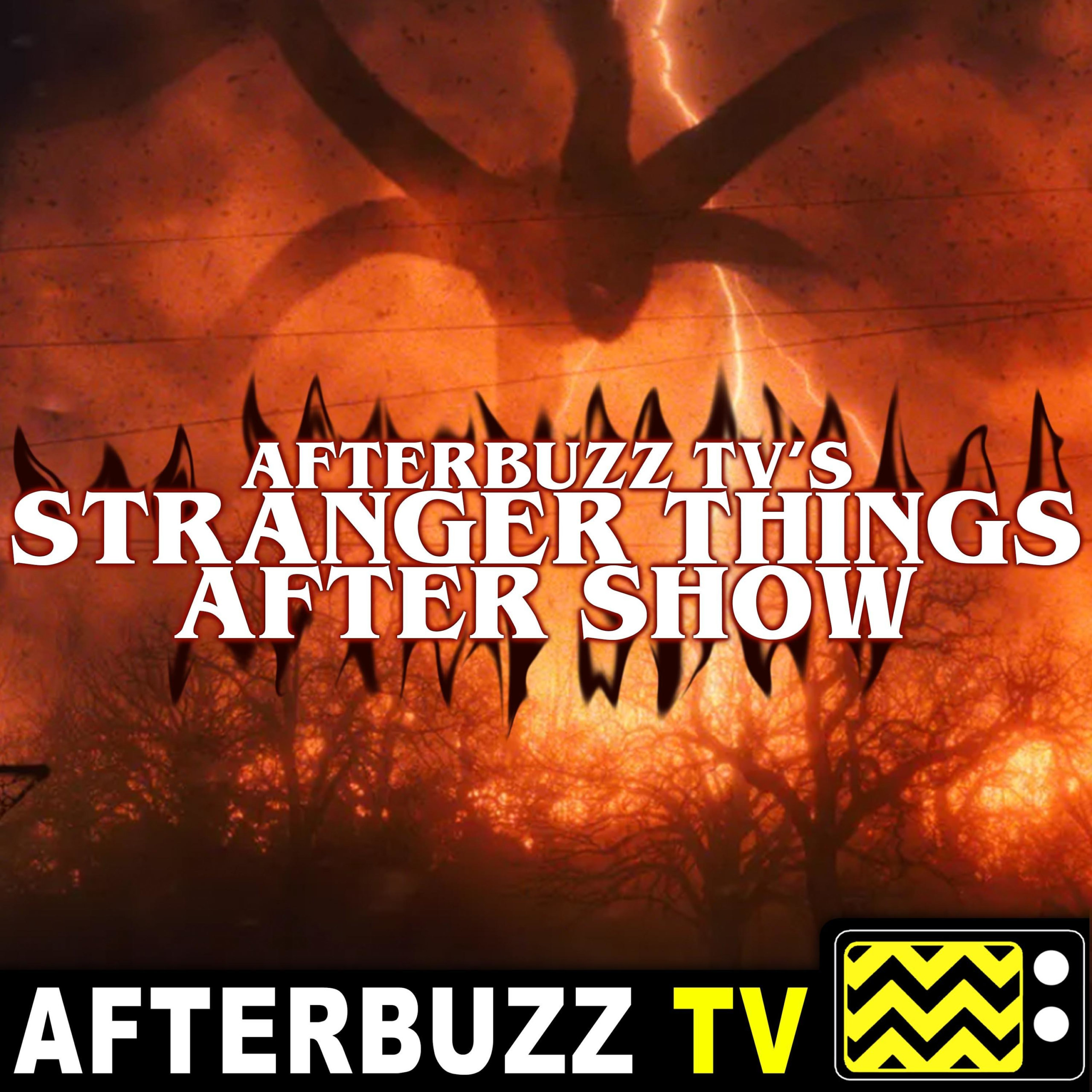 The Stranger Things After Show Podcast