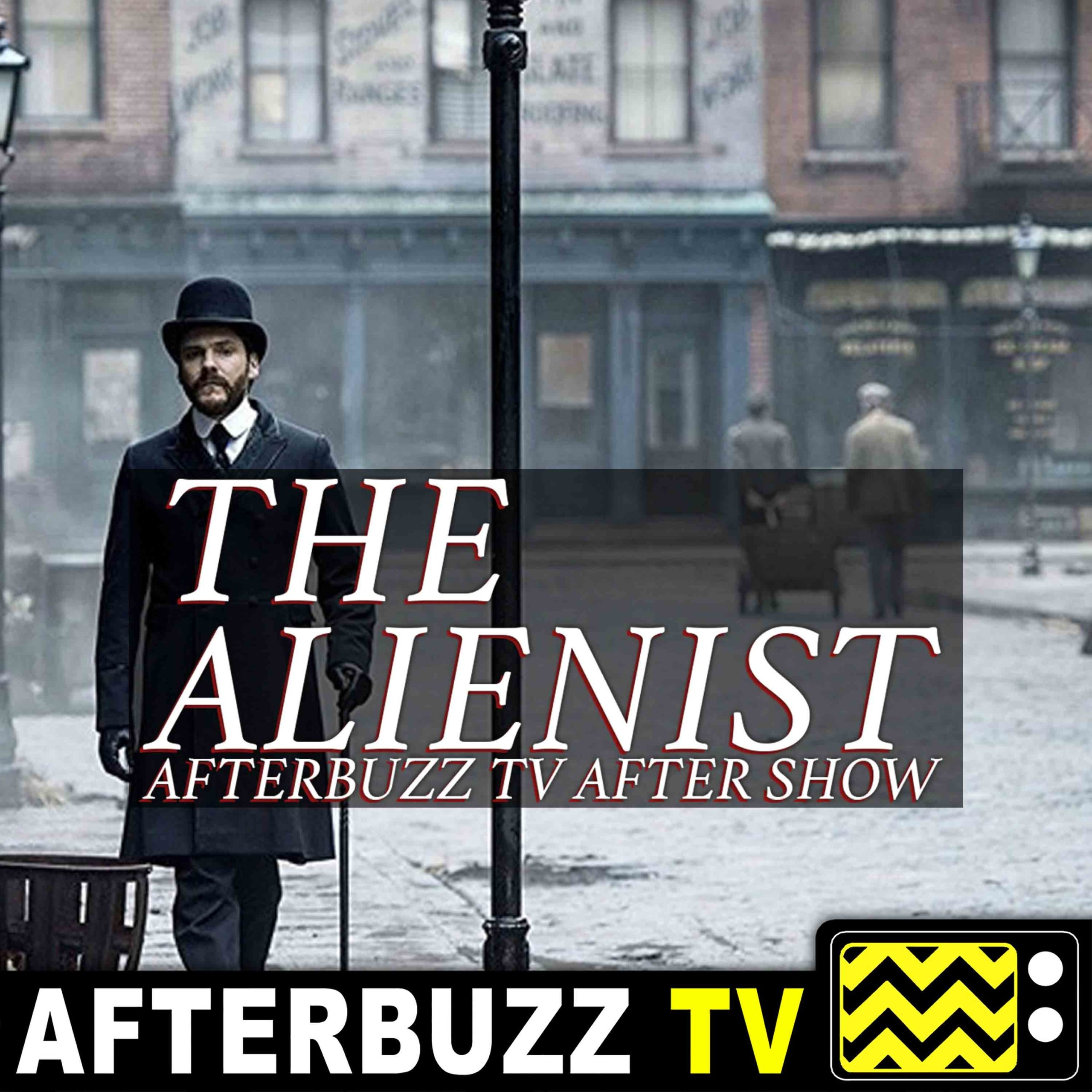The Alienist S:1 | Bill Heck guest on Castle In The Sky E:10 | AfterBuzz TV AfterShow