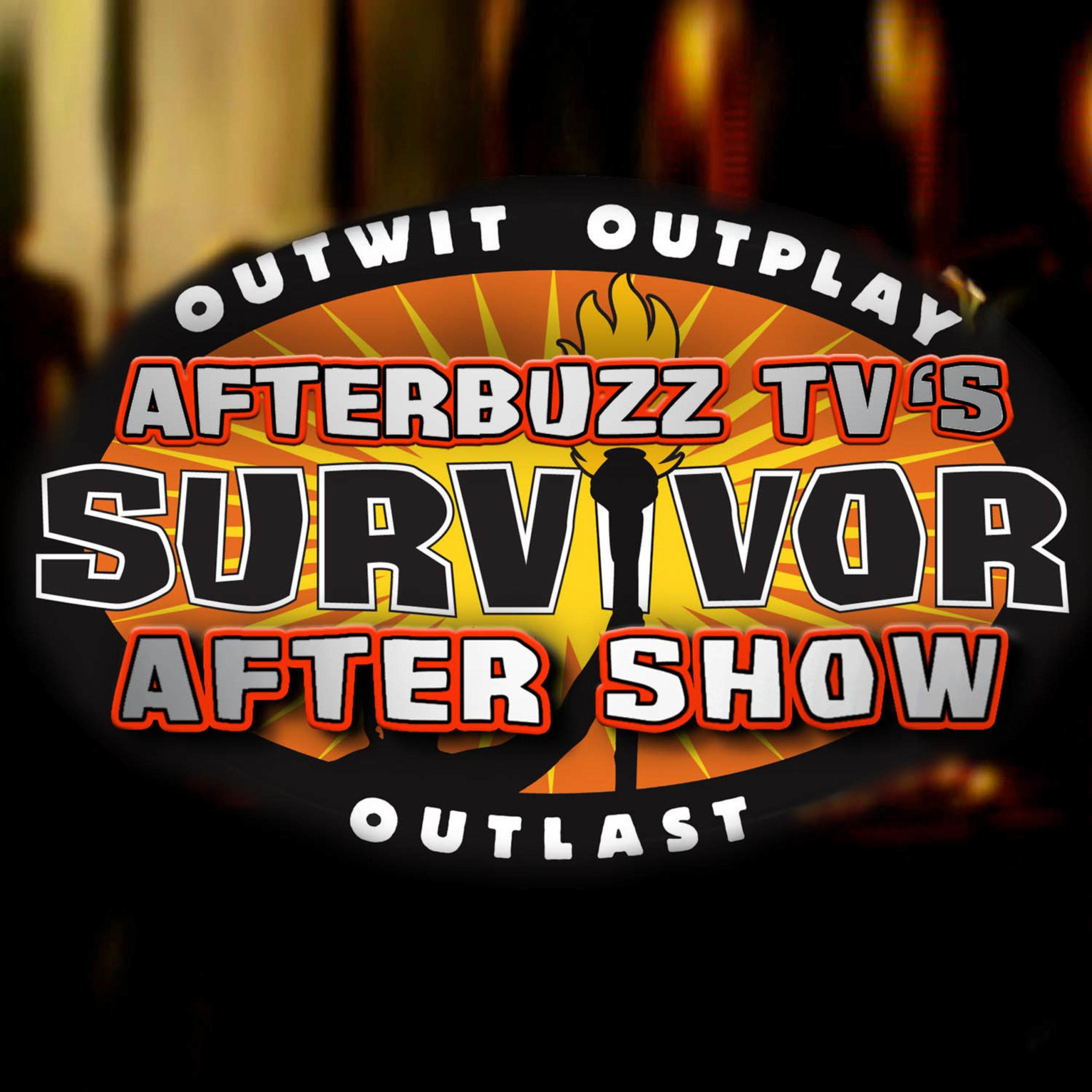 Survivor Special w/ Ethan Zohn | AfterBuzz TV