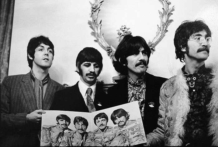 Image result for the beatles 1967