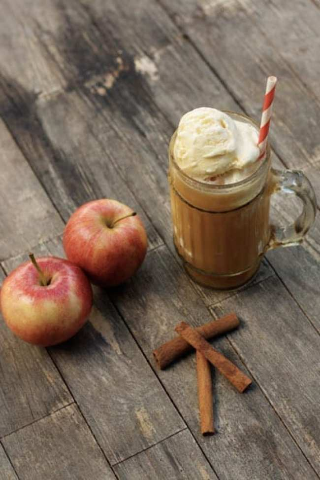 Spiked - Apple-Cider-Float-Fall-Cocktail