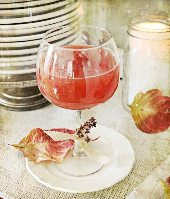 Autumn Cocktails: 25 Fall Cocktails You MUST Try...