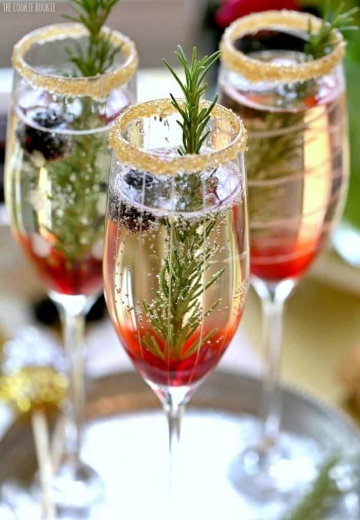 Champagne Cocktail-Holiday-Cocktails-Recipe