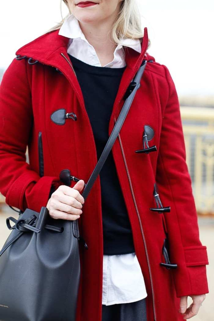 Red-Coat-Tommy-Hilfiger-Coat-Afternoon-Espresso-Red-Blogger (2 of 6)