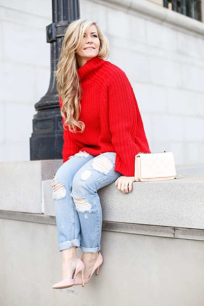 Valentine-Day-Holiday-Look-Cozy-Missguided-Sweater-Free-People-Fashion (6 of 9)