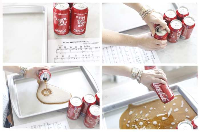 Coca-Cola-DIY-Ad-How-To-Home Decor-Coke-Share-a-Song