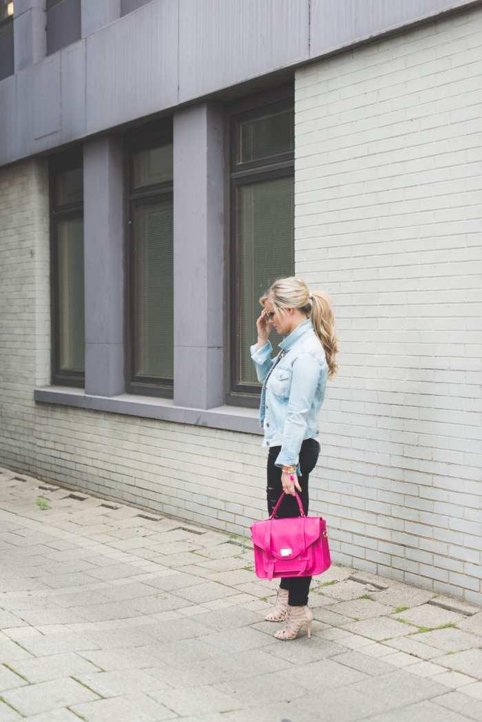 Denim101-Fitcode-Blogger-Frame Denim-Distressed Jeans 1