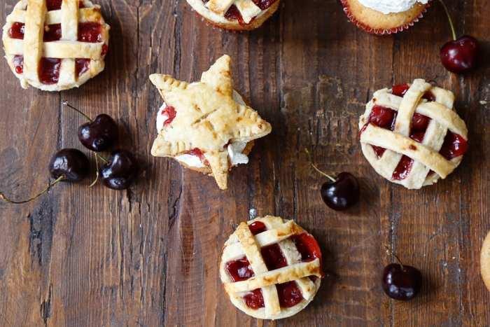 American Pie Cupcake - Miss American Pie - American-Pie-Cupcakes-Recipe-Americana-Fourth of July-27